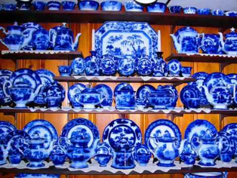 Flow Blue China - A Mini-Guide For Collectors (Adele Kenny)