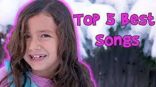 Top 5 Best Zoey Songs | Songs For Kids