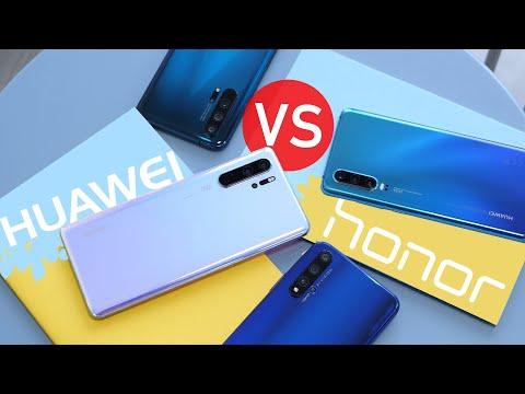 Очень странные дела. Тест Huawei P30, Honor 20 Pro, Huawei P30 Pro, Honor 20 и обзор в камере