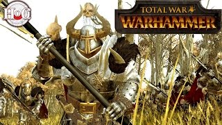 Chaos vs Vampires  - Total War Warhammer Online Battle 253