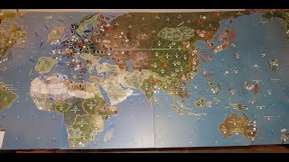 Axis & Allies - Every game board