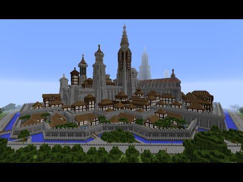 Minecraft 1.8 Empire of medieval