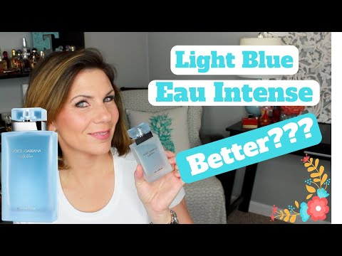 Light Blue Eau Intense/Review/Better than the original???