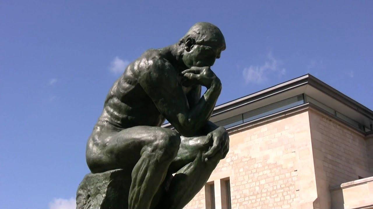 """Très Rodin's """"The Thinker"""" (Le Penseur) - YouTube SA53"""