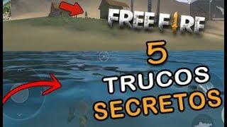 ¡5 TRUCOS SECRETOS QUE USAN LOS PROS EN FREE FIRE! | COMO SER PRO EN FREE FIRE | ZenSoto thumbnail