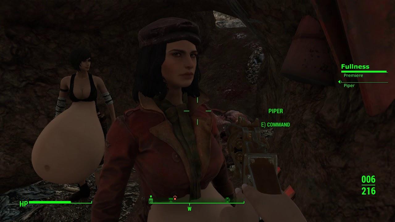 Fallout 4 vore mod