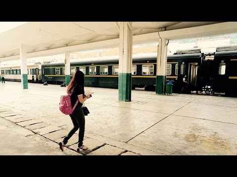 #HK(-GUANGDONG)VLOG Episode 5: Train Journey to Lost In Translation