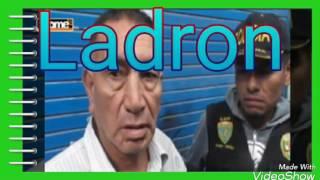 Pato viejo' fue capturado con bicicleta valorizada en 8 mil soles