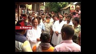 Islampur Darivit school agitation: TMC minister and MLA face people's wrath