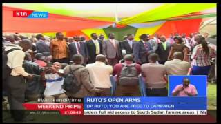 DP William Ruto : NASA is free to campaign anywhere in the country