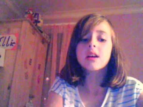 me singing ellie harvey xxx hope u like xx - YouTube