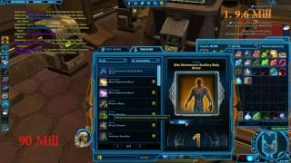 SWTOR - Is it worth it?! #47 Supreme Mogul Hypercrate Opening