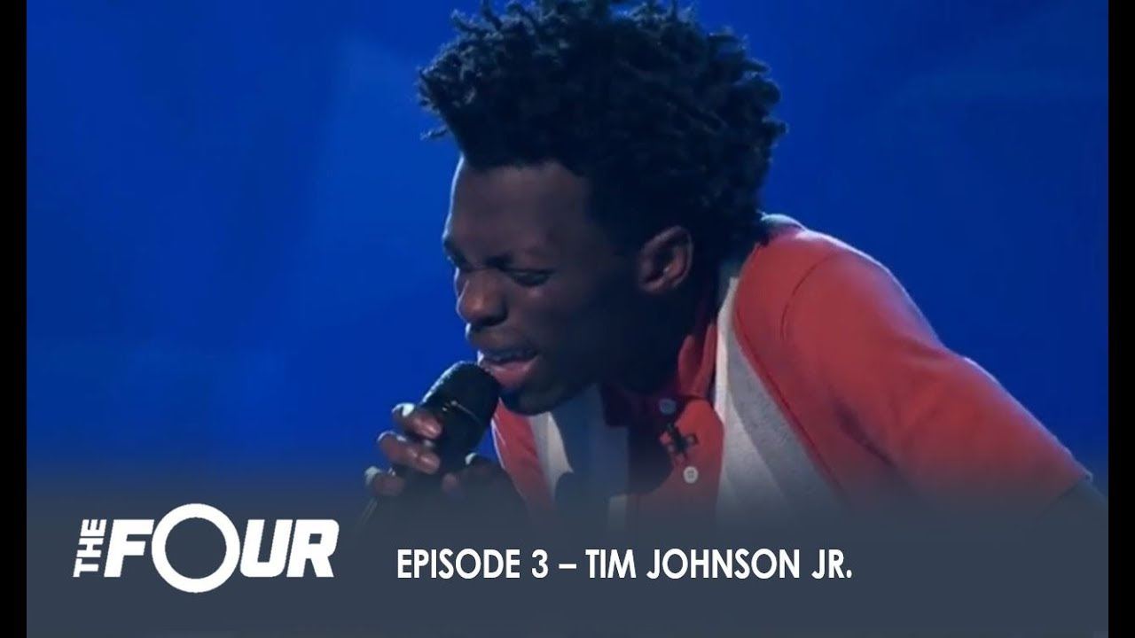 Download Tim Johnson Jr: Made It Big As A TV Actor But Now He's Ready For Battle | S1E3 | The Four