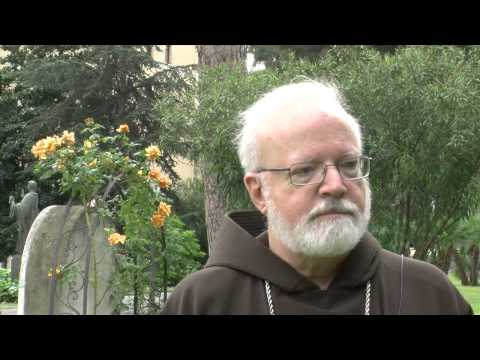Cardinal O'Malley Interview