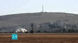 ЗАХВАТ ГОРОДА ! Боевики ИГ захватили восточные районы сирийского города Кобани