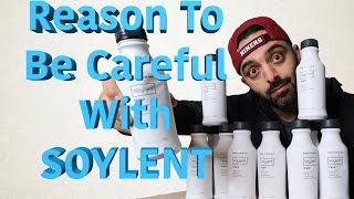Soylent Drink 3min Review - What To Watch Out For