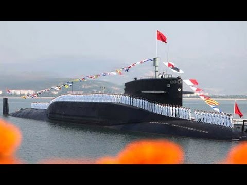 China's 1st nuclear submarines revealed for first time in 42 years