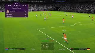 Германия Голландия матч за бронзу