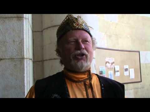Interview du grand chanteur Russe Valery ORLOV