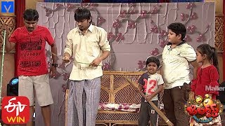 Rocking Rakesh & Team Skit - Rakesh Skit Promo - 21st November 2019 - Jabardasth Promo