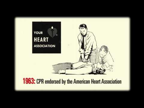 History of CPR in 3 minutes
