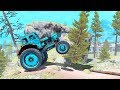 Car Racing Games - Ride to hill: Offroad Hill Climb - Gameplay Android free games