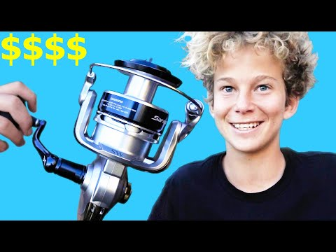 Giving Away Fishing Reels!!!