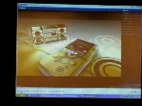 Sony Ericsson W508 廣宣片