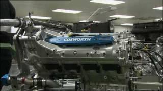 Vidéo du retour de Cosworth en Formule 1 cette saison