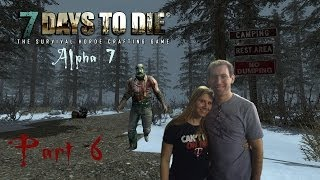 7 Days to Die with Molly Part 6: Homeward Bound