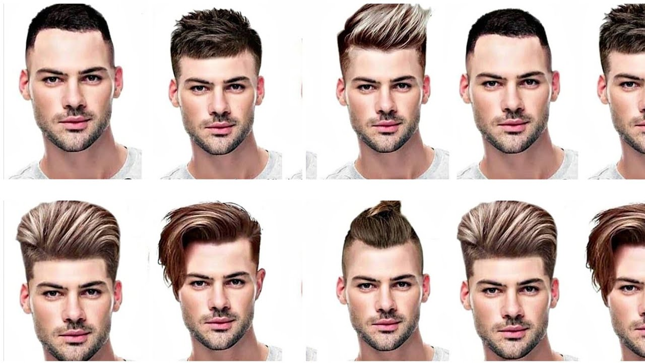Top 15 Best Hairstyles For Men 2018 Youtube