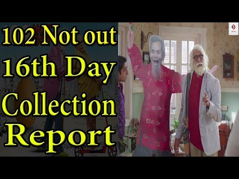 102 Not Out 16 Day's Total worldwide Box Office Collection | Amitabh & Rishi desc