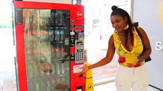 Botala Na kati ya supermarché ya poto , Centre Commercial Neti na Film