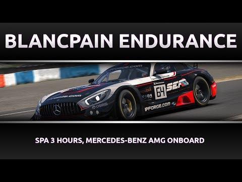 Blancpain Endurance Series - Spa