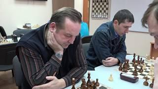 Открытый турнир по шахматам в клубе «Дебют»