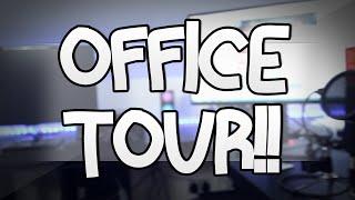 OFFICE TOUR!! | TheDiamondMinecart
