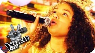 Rebecca Ferguson: Light On (Zoë) | The Voice Kids 2015 | Finale | SAT.1
