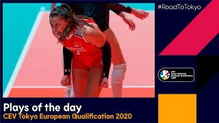#RoadToTokyo | Plays of the day 4 - Women