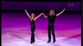 Marina Anissina & Gwendal Peizerat 2002 Olympics Skating gala 'Suzanna' (Simon's re-worked mix)(A timeless Figure Skating performance from this French pair, at the 2002 Winter Olympics, in Salt Lake City. I replaced the live audio with the cd version of ..., 2013-03-28T09:59:17.000Z)