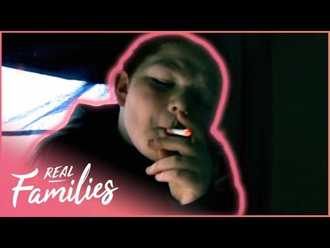 13 Year-old Child Smokes 30 Cigarettes A Day | Child Chain Smoker | Real Families
