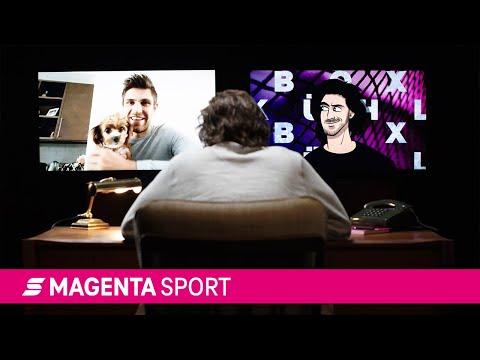 "Kühlbox Home Office ""Special"": Leon Draisaitl Privat | Eishockey | MAGENTA SPORT"