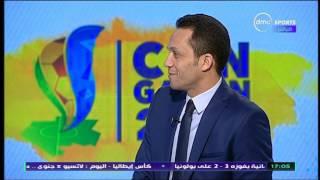 Can 2017 - ضحك عبد الحليم علي ومحمد بركات بسبب