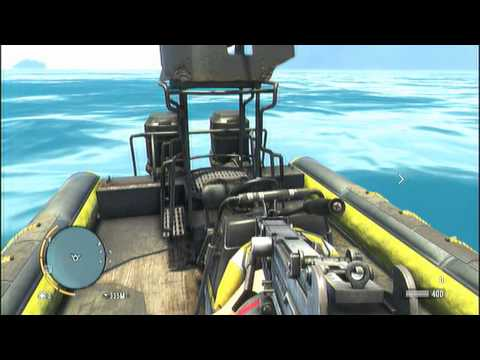 Far Cry 3 Adventures Ep.1: Looking for Great Whites