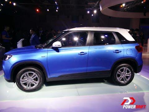 Maruti Suzuki Vitara Brezza (XA Alpha) : First Impression : PowerDrift