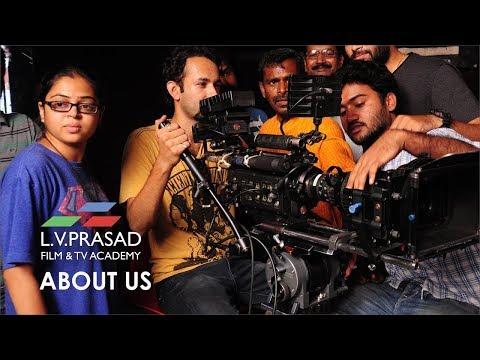 L.V.Prasad Film & TV Academy - About Us