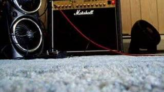 Marshall DSL 401 and Fender Highway One HSS