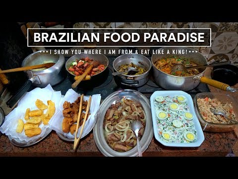 Best BRAZILIAN FOOD Steaks Picanha Chicharrón Desserts and More