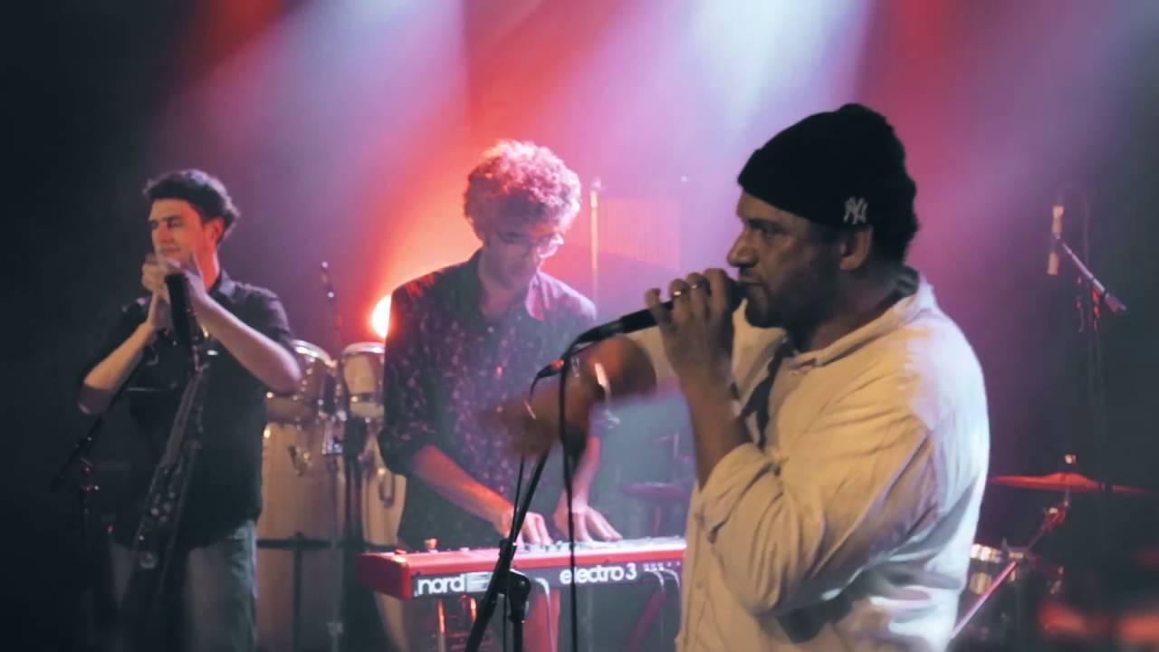 Arat Kilo | Babur feat. Mike Ladd [Live - La Maroquinerie | Paris 2016]