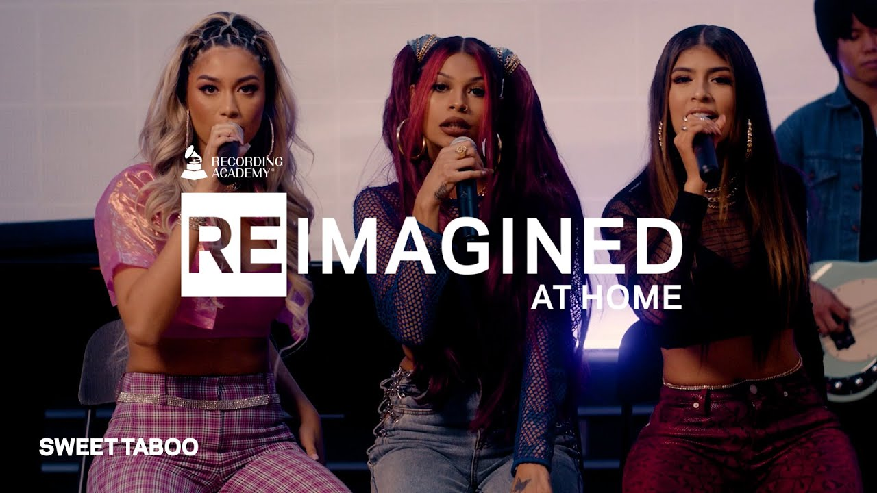 """Sweet Taboo Perform Sassy Cover Of TLC's """"No Scrubs"""" 