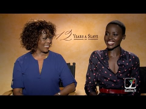 Lupita and Alfre discuss their roles in 12 Years a Slave